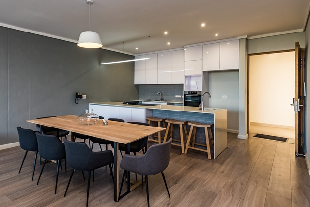 02 First Floor 2 Bedroom 166 m2 Dining Room And Kitchen